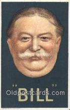 pol027003 - William Taft 27th USA President Postcard Postcards