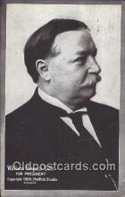 pol027004 - Chicago, Usa William Taft 27th USA President Postcard Postcards