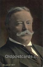 pol027005 - Brown Bros, New York, Usa William Taft 27th USA President Postcard Postcards