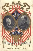 pol027010 - William Taft 27th USA President Postcard Postcards