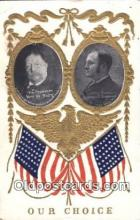 pol027014 - William Taft 27th USA President Postcard Postcards