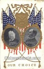 pol027015 - William Taft 27th USA President Postcard Postcards