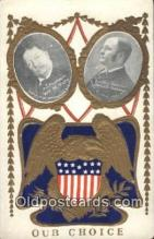 pol027016 - William Taft 27th USA President Postcard Postcards