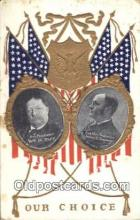 pol027018 - William Taft 27th USA President Postcard Postcards