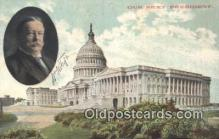 pol027032 - William Taft 27th USA President Postcard Postcards