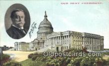 pol027036 - William Taft 27th USA President Postcard Postcards