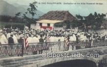 pol027038 - Philippines William Taft 27th USA President Postcard Postcards