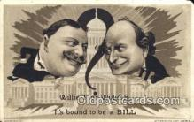 pol027042 - Albert J. Moores William Taft 27th USA President Postcard Postcards