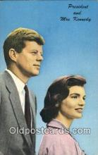 pol035012 - John F. Kennedy 35th USA President Postcard Postcards