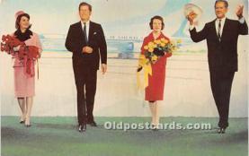 pol035401 - John F Kennedy Postcard