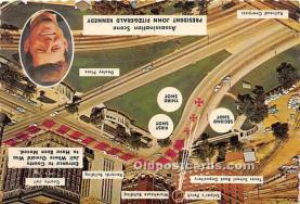 pol035408 - John F Kennedy Postcard