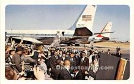 pol035434 - John F Kennedy Postcard