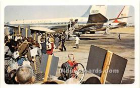 pol035435 - John F Kennedy Postcard