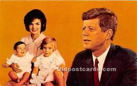 pol035437 - John F Kennedy Postcard
