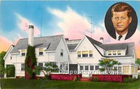 pol035444 - John F Kennedy Postcard