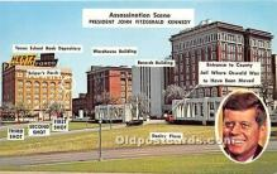 pol035458 - John F Kennedy Postcard