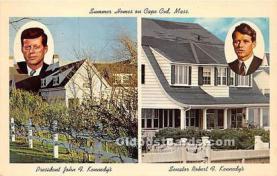 pol035460 - John F Kennedy Postcard