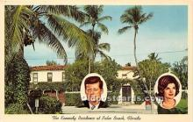 pol035466 - John F Kennedy Postcard