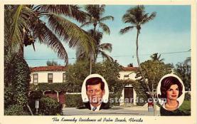 pol035467 - John F Kennedy Postcard