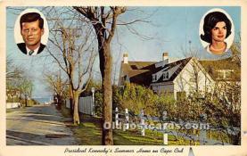 pol035471 - John F Kennedy Postcard