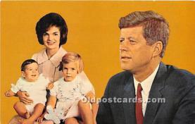 pol035477 - John F Kennedy Postcard