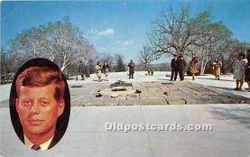 pol035478 - John F Kennedy Postcard
