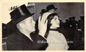 pol035486 - John F Kennedy Non Postcard Backing