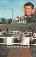 pol035492 - John F Kennedy Postcard