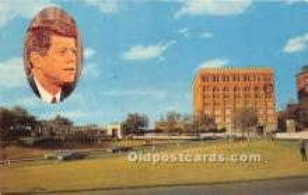 pol035504 - John F Kennedy Postcard