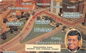 pol035508 - John F Kennedy Postcard