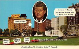 pol035509 - John F Kennedy Postcard