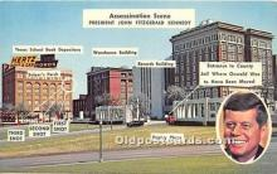 pol035513 - John F Kennedy Postcard