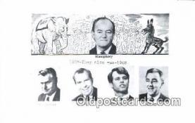 pol037007 - Richard M. Nixon President Postcard Postcards