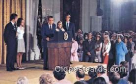 pol037011 - Richard M. Nixon President Postcard Postcards