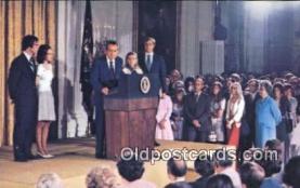 pol037017 - Richard M. Nixon President Postcard Postcards