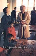 pol037021 - Former School Teacher Richard M. Nixon President Postcard Postcards