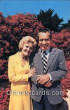 pol037024 - Richard M. Nixon President Postcard Postcards