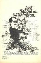 pol037025 - Richard M. Nixon President Postcard Postcards