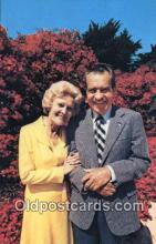 pol037028 - Richard M. Nixon President Postcard Postcards