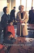 pol037030 - Former School Teacher Richard M. Nixon President Postcard Postcards