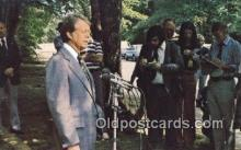 pol039038 - Georgia Jimmy Carter 39th USA President Postcard Postcards