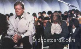 pol039064 - Iran Jimmy Carter 39th USA President Postcard Postcards