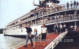 pol039071 - Mississippi River Jimmy Carter 39th USA President Postcard Postcards