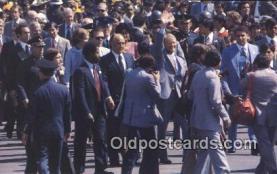 pol039074 - Jimmy Carter 39th USA President Postcard Postcards