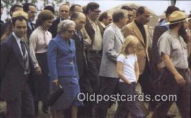 pol039079 - The Gettysburg Battlefield Jimmy Carter 39th USA President Postcard Postcards