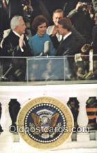 pol039086 - Walter Mondale Jimmy Carter 39th USA President Postcard Postcards