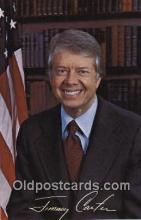 pol039094 - Jimmy Carter 39th USA President Postcard Postcards