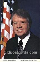 pol039095 - Jimmy Carter 39th USA President Postcard Postcards