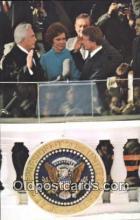 pol039097 - Inauguration Jimmy Carter 39th USA President Postcard Postcards