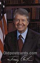 pol039098 - Jimmy Carter 39th USA President Postcard Postcards
